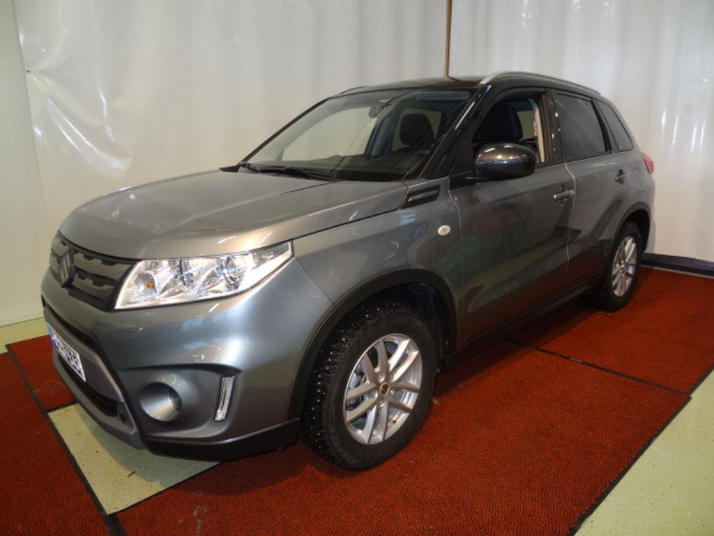 Suzuki Vitara 1, 6 VVT 4WD GL+ 5MT *1-Omistaja*Ajettu vain 14tkm*