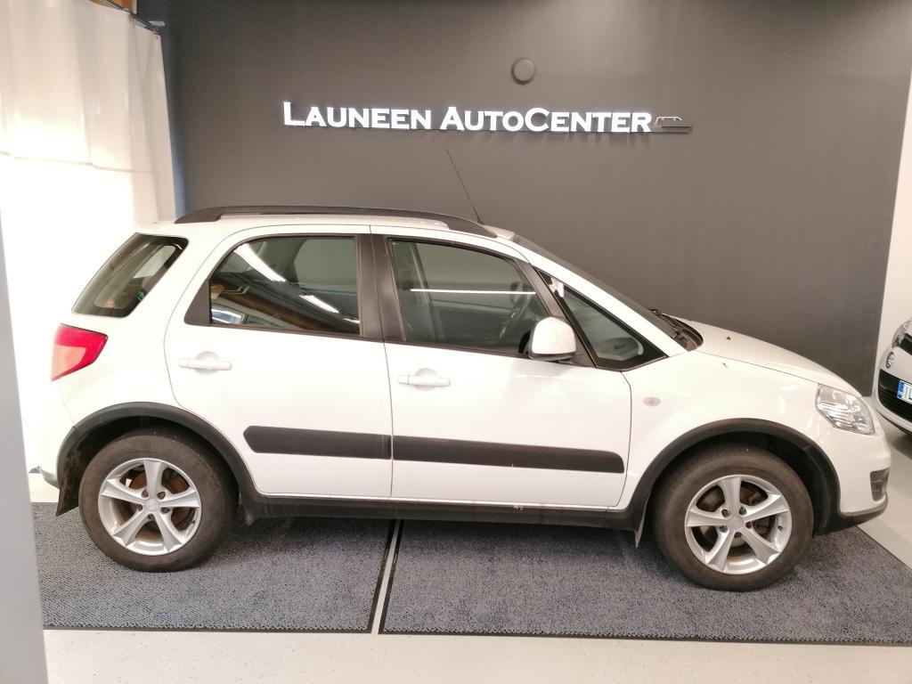 Suzuki SX4 X-OVER 1, 6 VVT 4WD 5MT GL-A *1-Omistaja*Neliveto*