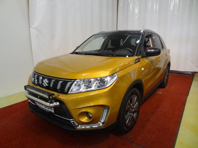 Suzuki Vitara 140 BOOSTERJET 4WD GL+ 6AT *1-Omistaja*Takuu*