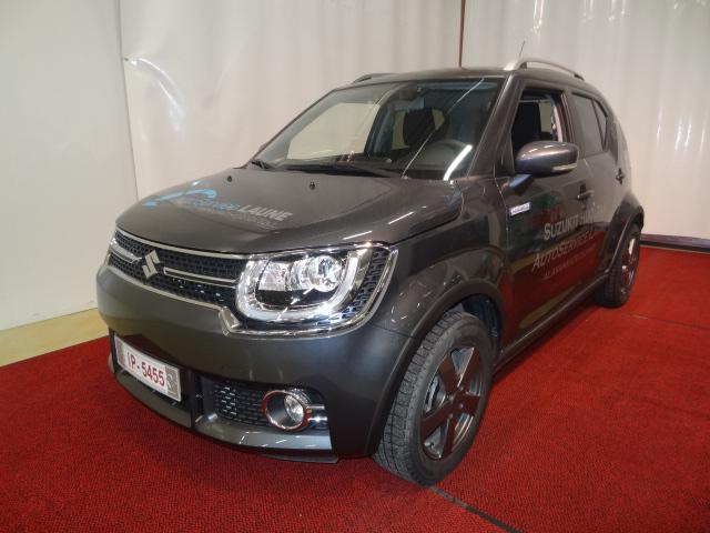 Suzuki Ignis 1, 2 DUALJET 4WD GLX 5MT HYBRID *Esittelyauto*