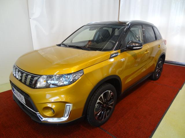 Suzuki Vitara 140 BOOSTERJET 4WD GLX+SR 6MT *Uusi ajamaton*Nopeaan toimitukseen*