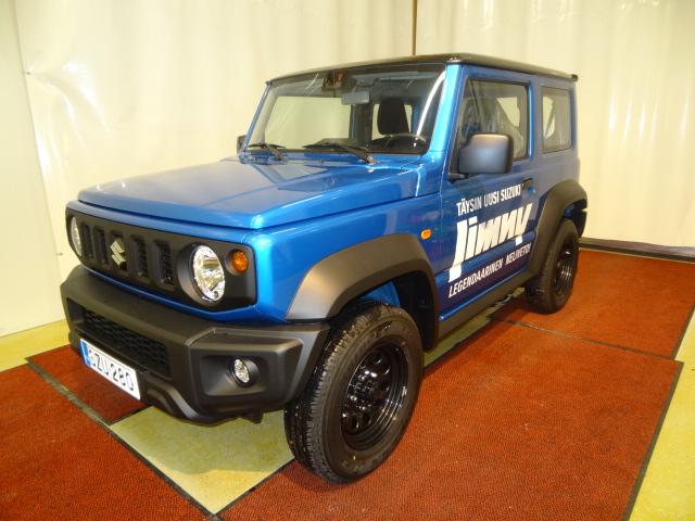 Suzuki Jimny 1.5 VVT 4WD GL 5MT *Uusi ajamaton auto*