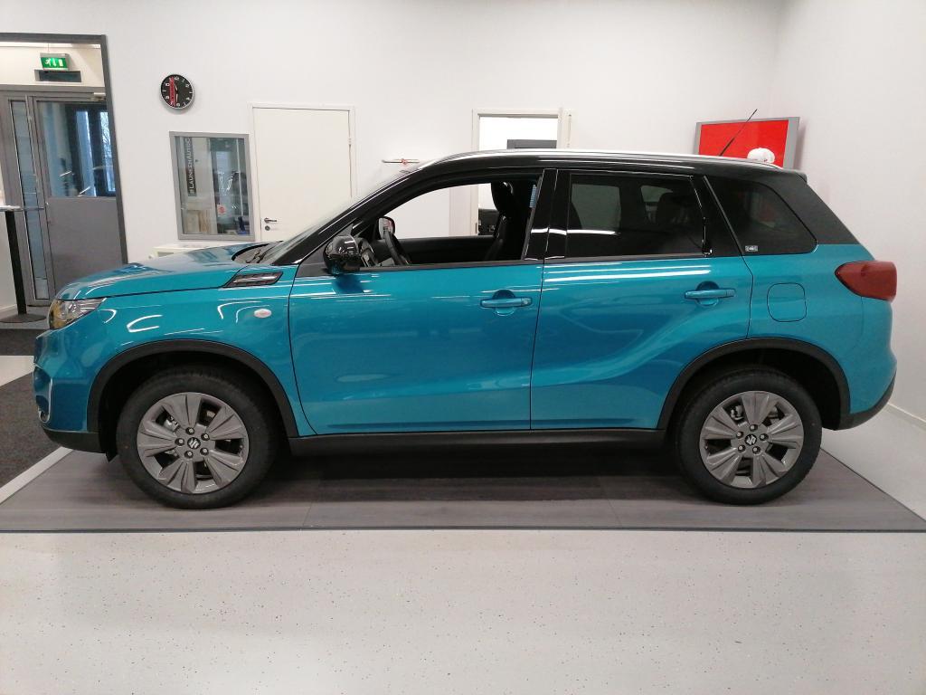 Suzuki Vitara 1, 4 BJET 2WD GL+ 6MT HYBRID *Uusi rekisteröimätön auto*Tähän autoon talvipaketti 990 e*