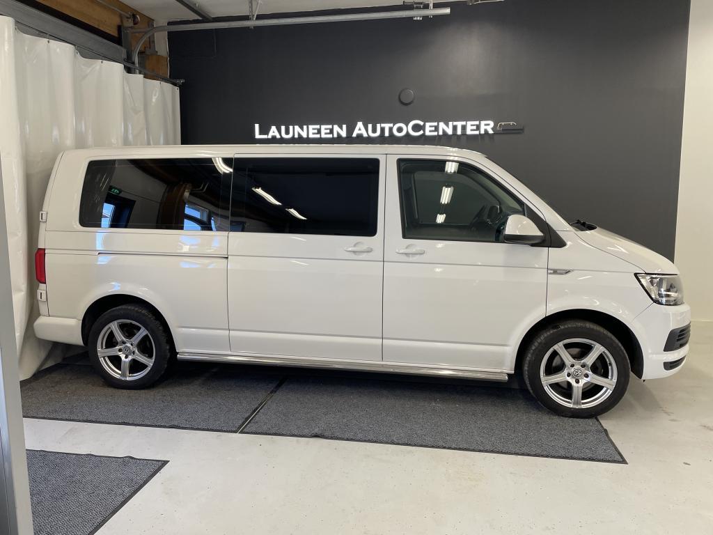 Volkswagen Caravelle Comfortline Neliveto 2, 0 TDI 110 kW Pitkä