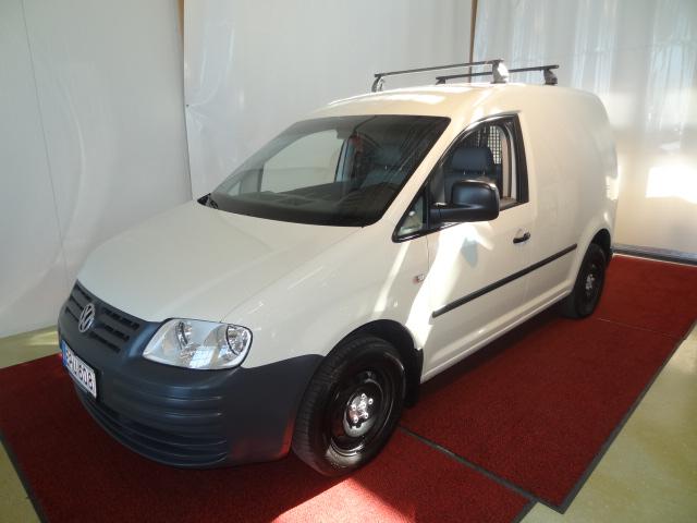 Volkswagen Caddy 2.0 bensiini/maakaasu 80 kW *Siisti*Sis.ALV*