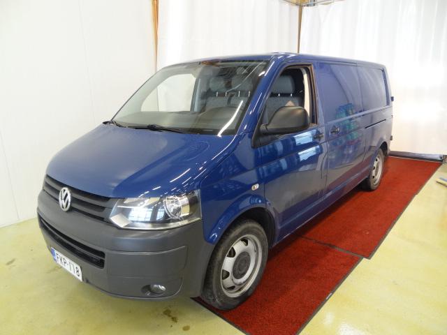 Volkswagen Transporter 2.0 TDI pitkä NELIVETO *Webasto kaukosäädöllä*