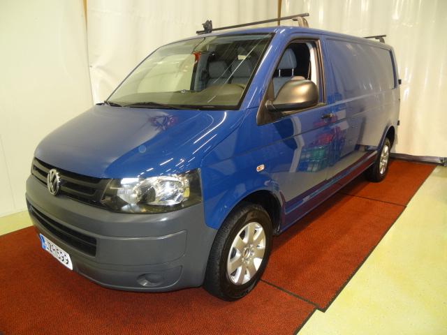 Volkswagen Transporter pitkä 2, 0 TDI 75 kW WORKER *Korkeampi alusta*