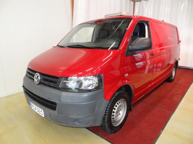 Volkswagen Transporter umpipakettiauto pitkä 2, 0 TDI 75 kW *Sis.ALV*
