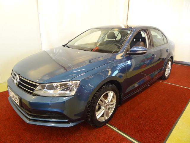 Volkswagen Jetta Luxline 1, 2 TSI 77 kW (105 hv)*1-Omistaja*Webasto kaukosäädöllä*Siisti*