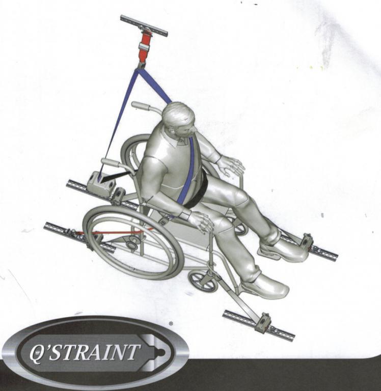Q-Straint 3-Point , Q-Straint 3-pistevyö sarja