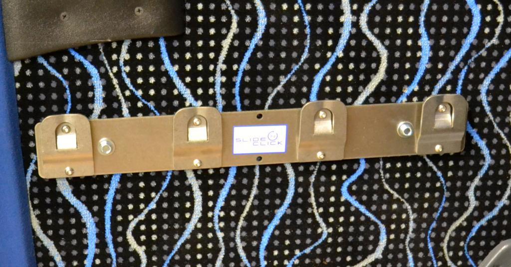 Q-Straint Q5-8525-SC , Q-Straint teline Slide&Click