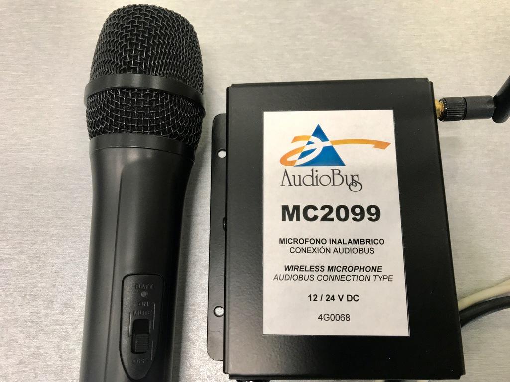 Langaton mikrofonisarja