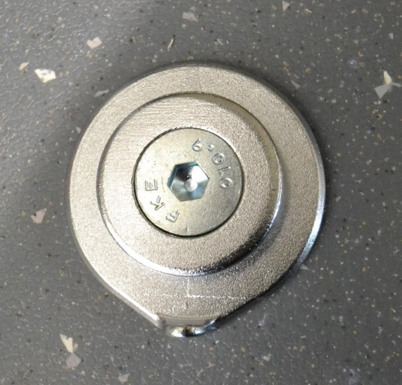 Quick Secure  MQ1001, Quick Secure pyöreä lattiakiinnike