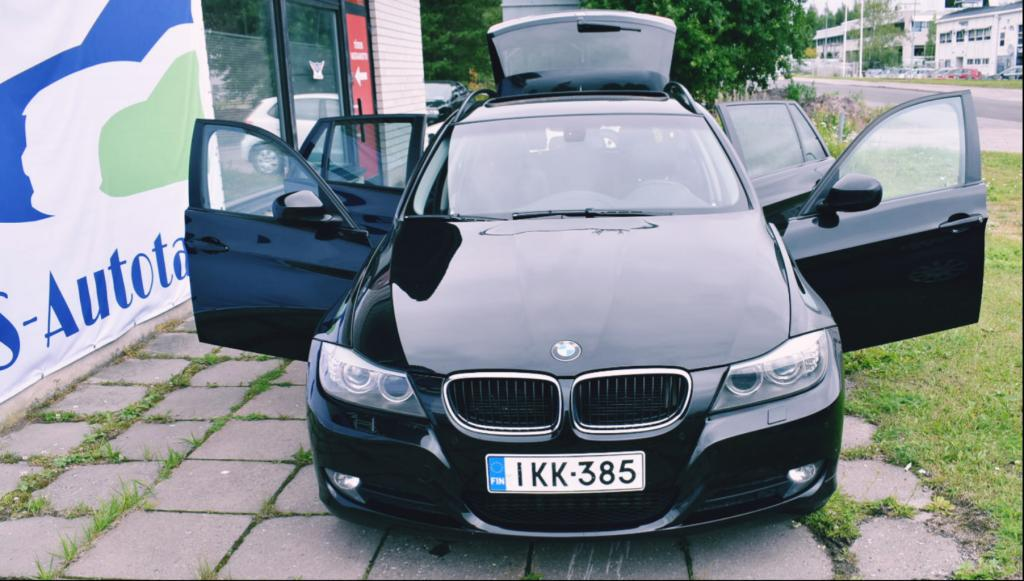 BMW 320 320DA XDrive Touring