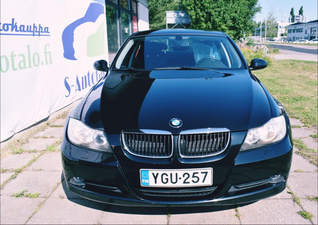 BMW 316 E90 Sedan