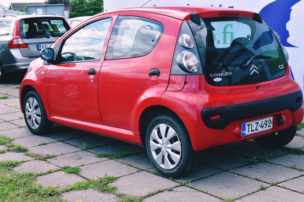 Citroen C1 1, 0i Attraction 5ov