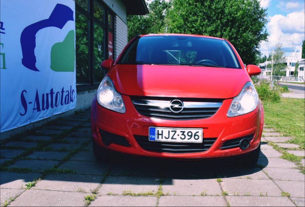 Opel Corsa 3-ov Enjoy 1.2 CDTI ecoFLEX DPF 55kW/75hv M5