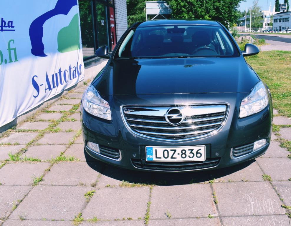Opel Insignia 4-ov Edition 1, 8 Ecotec 103kW/140hv M6 BL