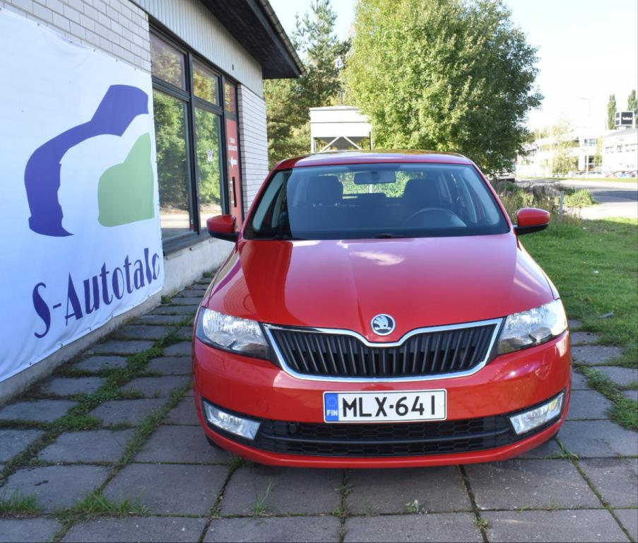 Skoda Rapid Spaceback 1, 2 TSI 105 Ambition