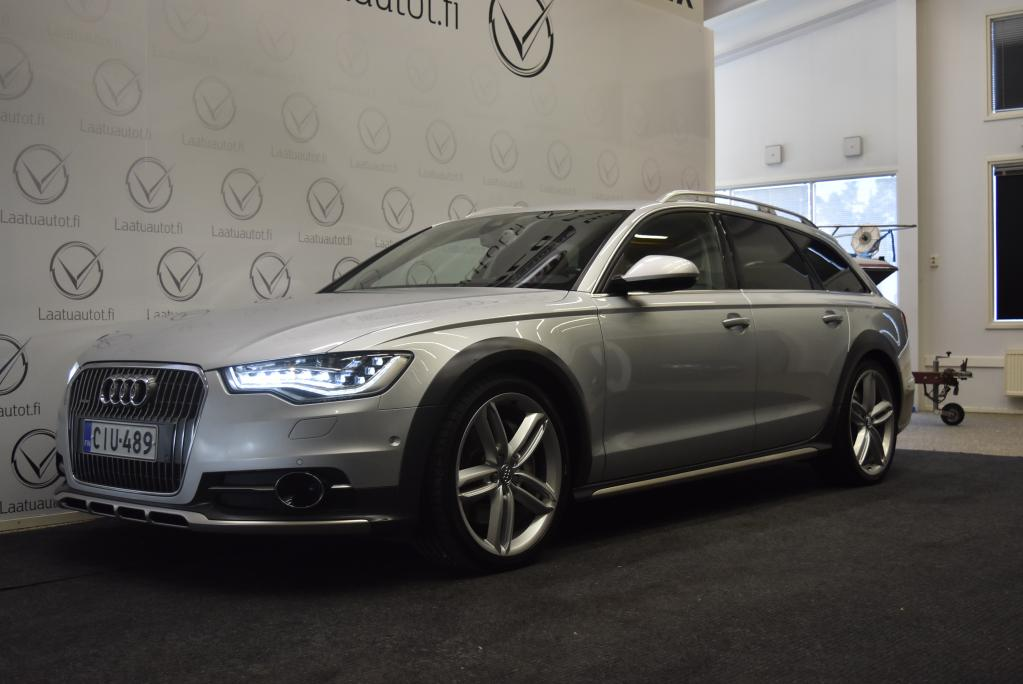 Audi A6 allroad quattro Business 3, 0 V6 TDI Biturbo 230 kW tiptronic