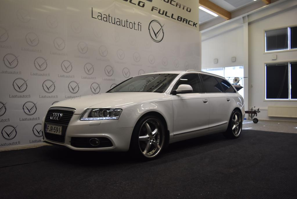 Audi A6 Avant S line Business 2, 0 TFSI multitronic