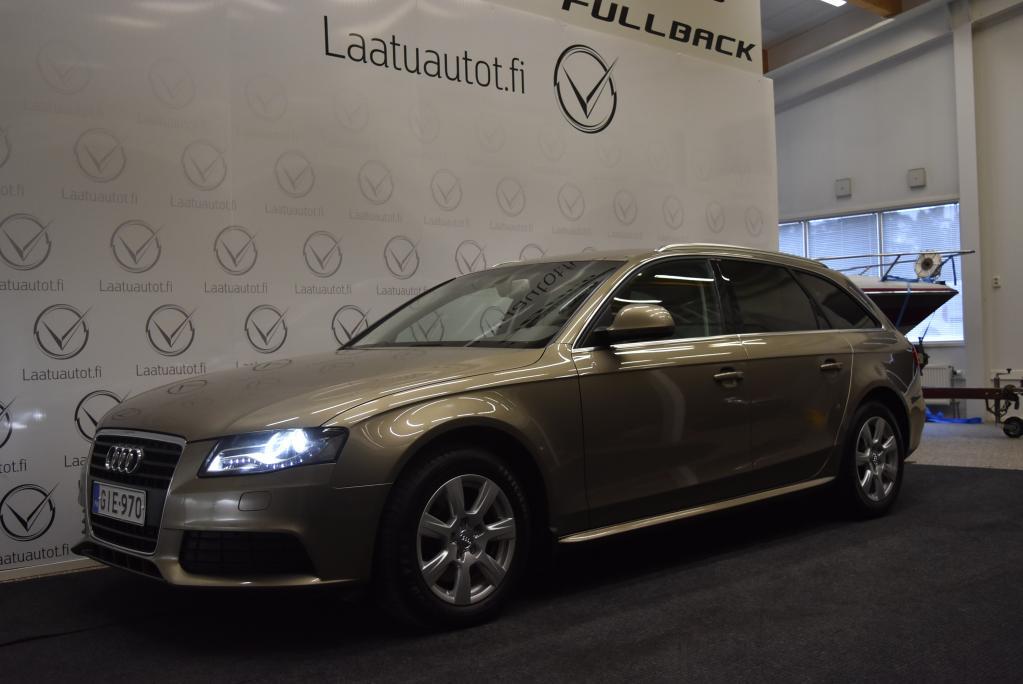 Audi A4 Avant 2, 0 TDI 105 kW multitronic-autom. Business