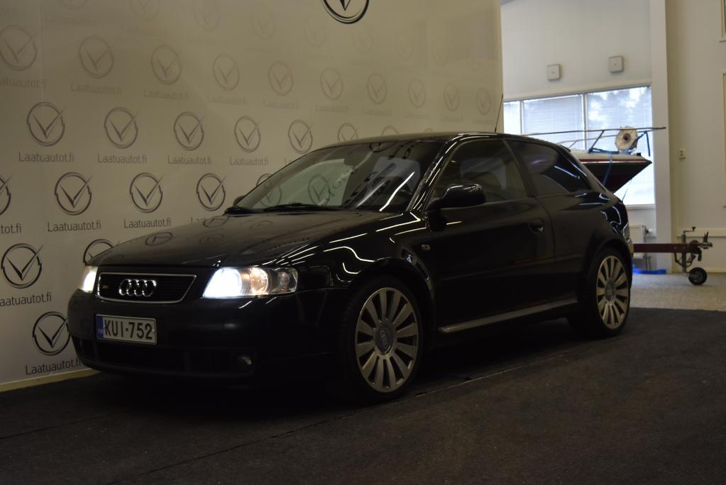 Audi S3 1.8T 165kw Quattro