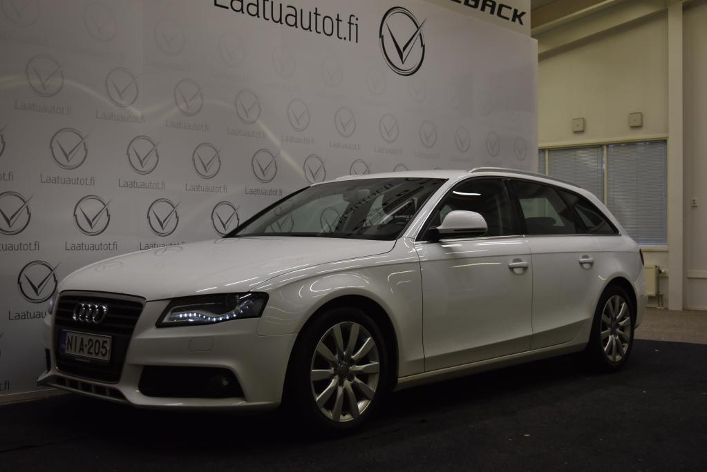 Audi A4 Avant 2, 0 TDI 105 kW multitronic-autom.