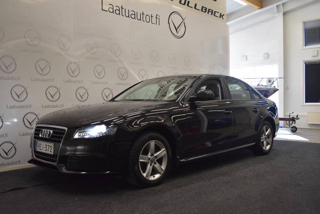 Audi A4 Sedan 2, 0 TDI (DPF) multitronic Business