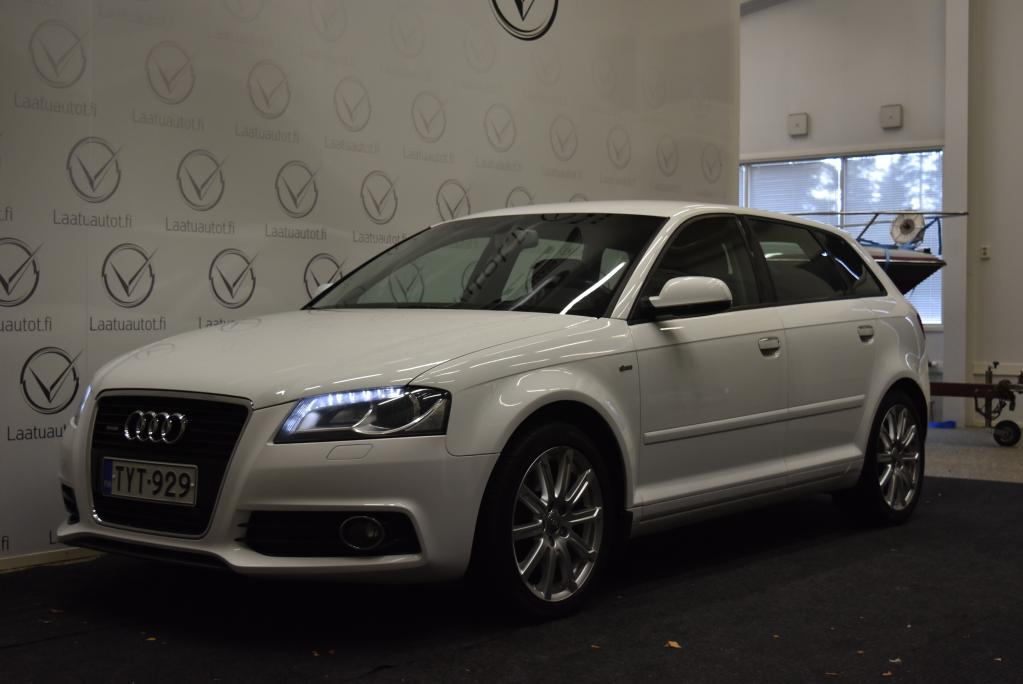 Audi A3 Sportback Attraction 2, 0 TDI (DPF) 103 kW quattro Start-Stop S line Business
