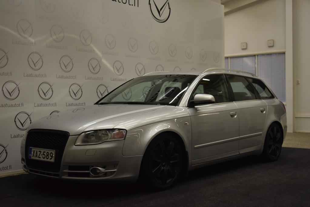 Audi A4 Avant 3, 0 TDI 150 kW quattro