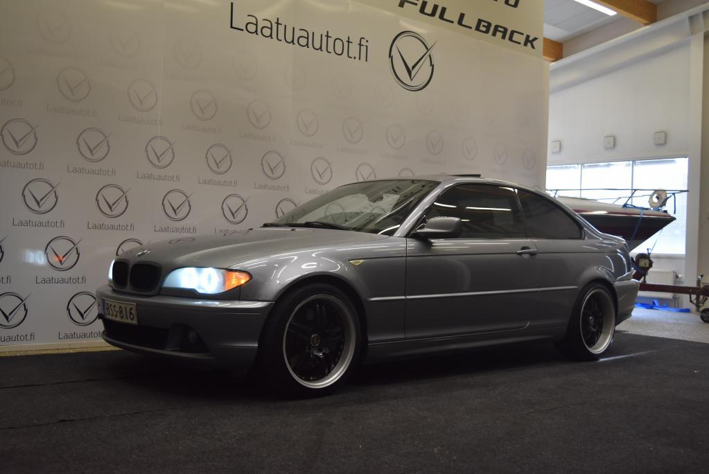BMW 330 CdA Coupe