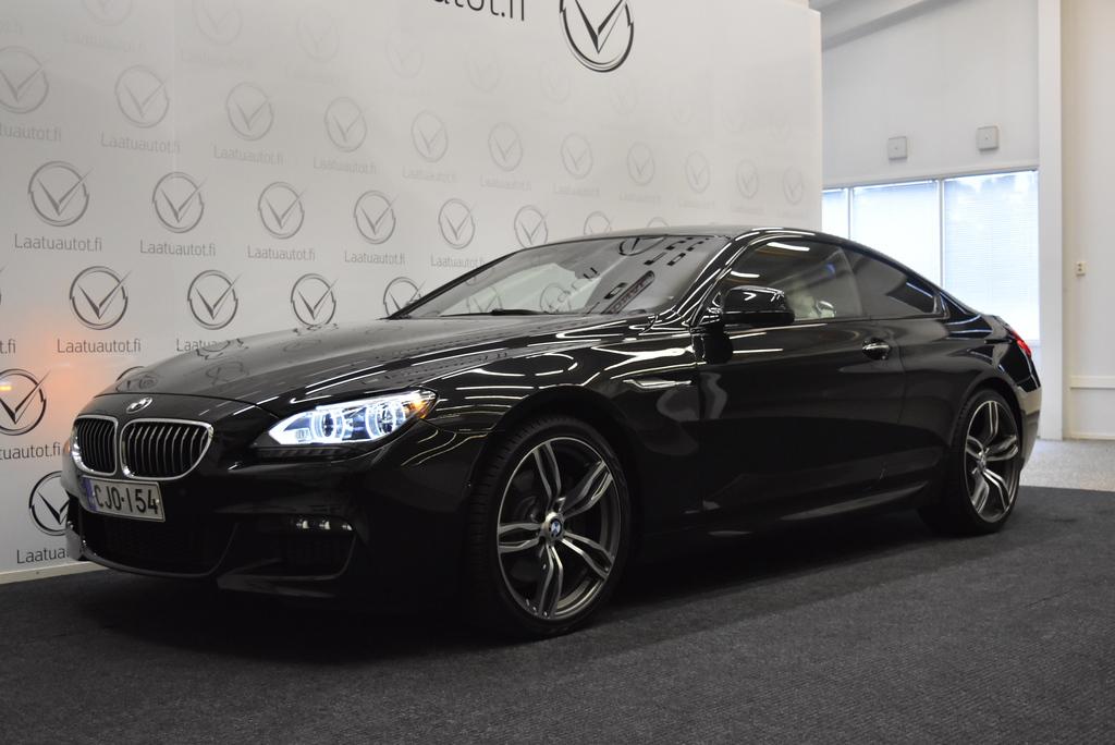 BMW 640 d M-Sport A F13 Coupé