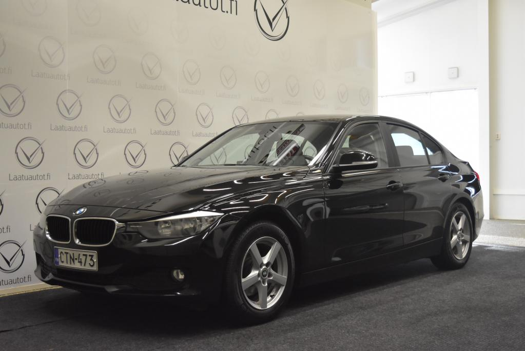 BMW 320 EfficientDynamics Edition A F30 Sedan Business Automatic Edition