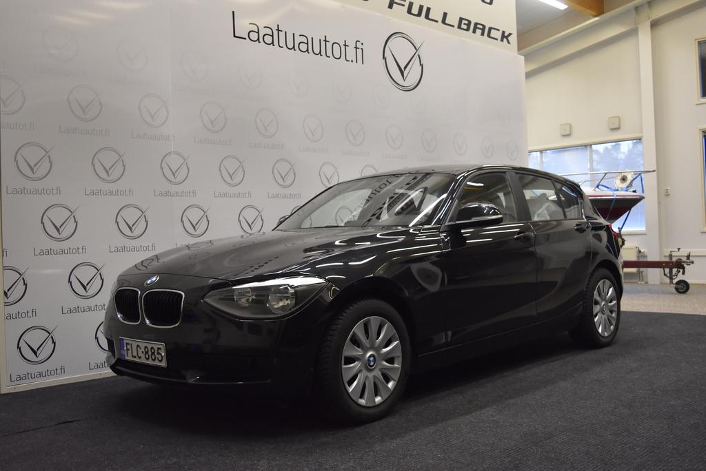 BMW 116 F21 TwinPower Turbo