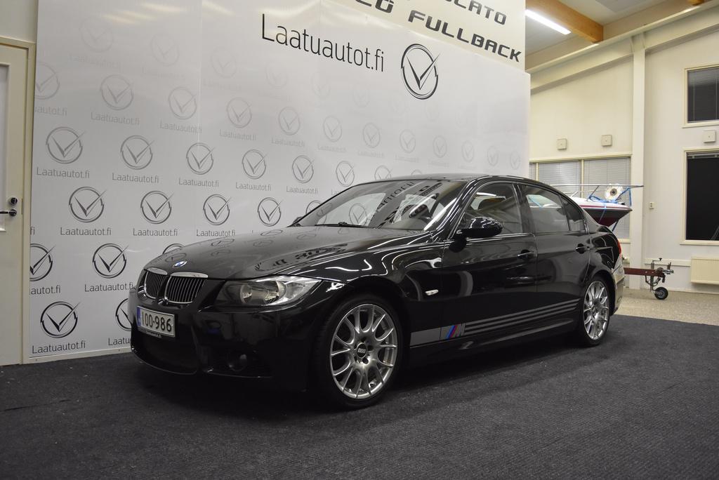 BMW 318 E90 Sedan