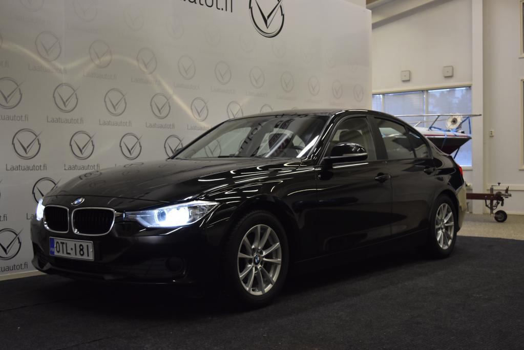 BMW 316 TwinPower Turbo A F30 Sedan Business