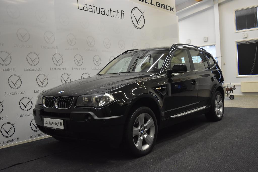 BMW X3 3, 0d E83 SAV