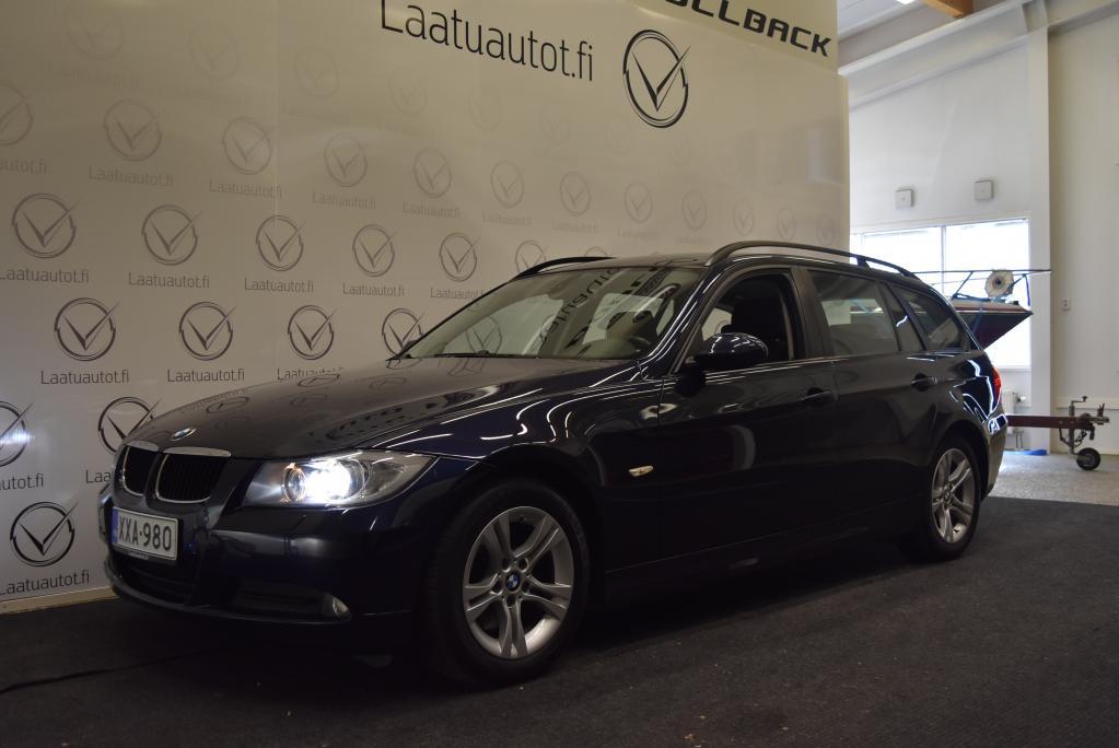 BMW 320 E91 Touring