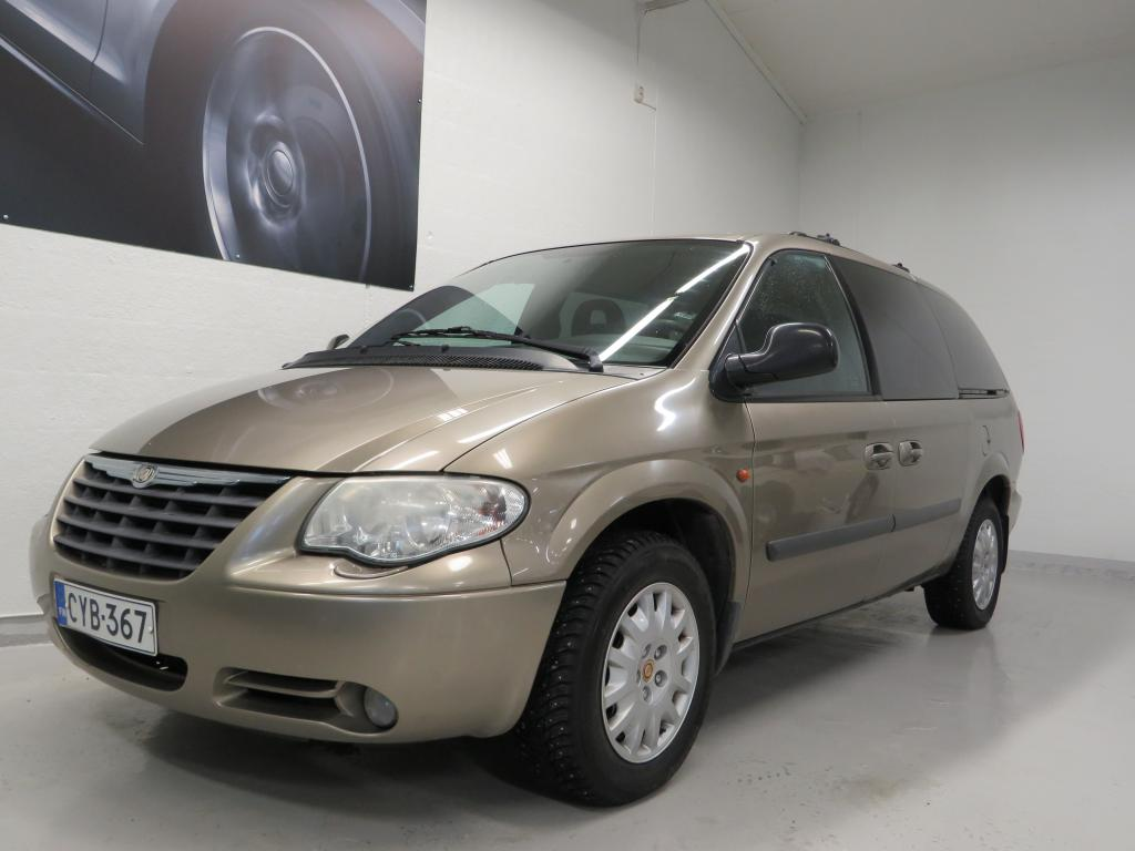 Chrysler Grand Voyager 3, 3 V6 A4 SE Business