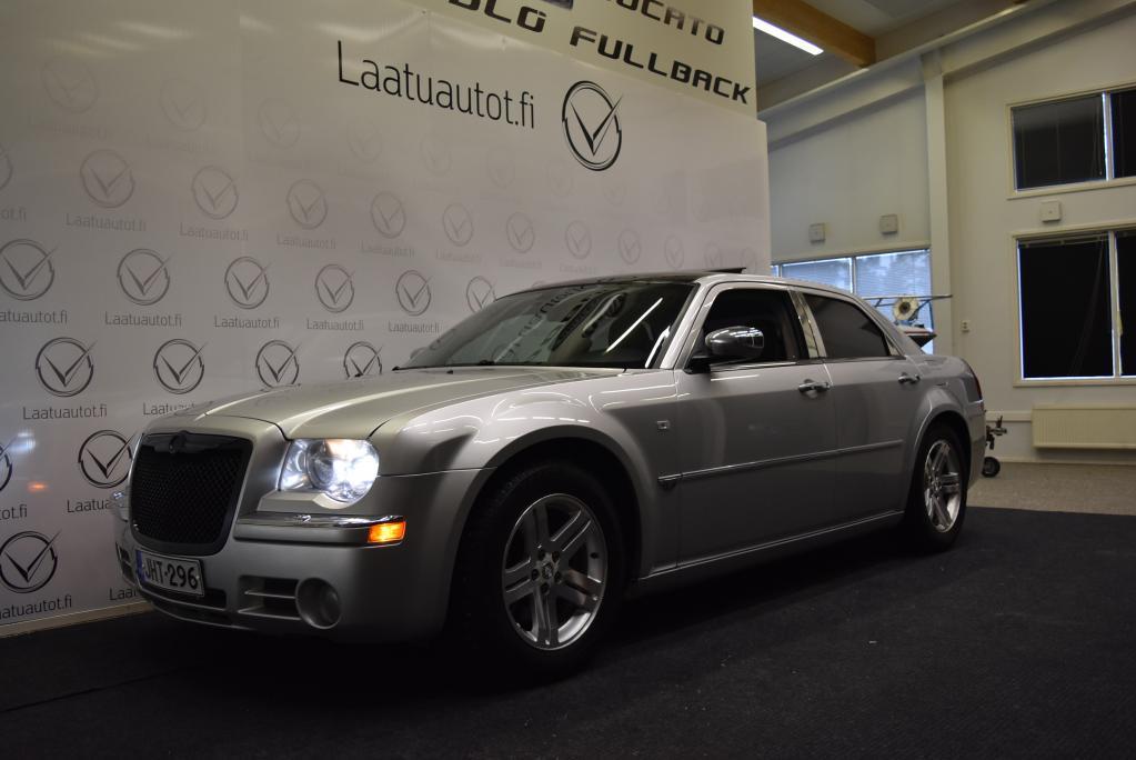 Chrysler 300C 3, 0 V6 CRD