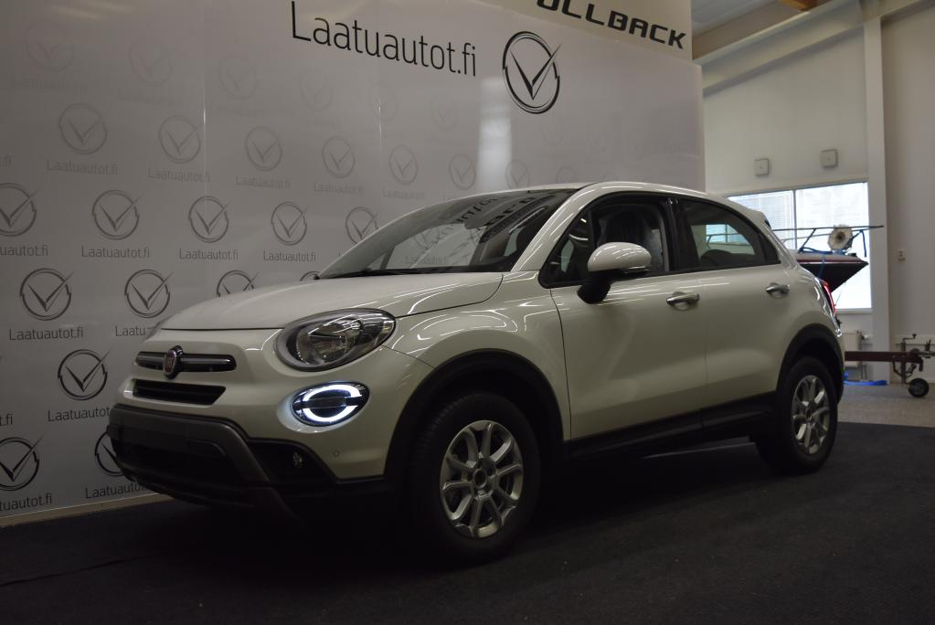 Fiat 500X 1, 0 T3 120hv City Cross