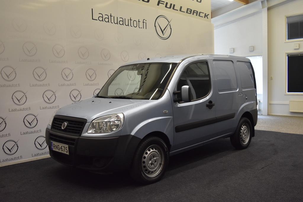 Fiat Doblo 1.3 16V Multijet 3.2m3 Van
