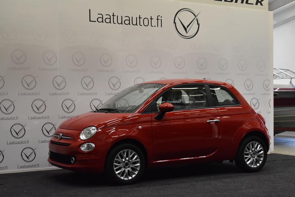 Fiat 500 1, 2 69hv PopStar Start&Stop