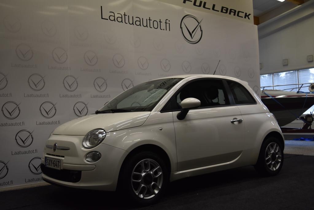 Fiat 500 Sport 1, 4 16v 100hv Bensiini