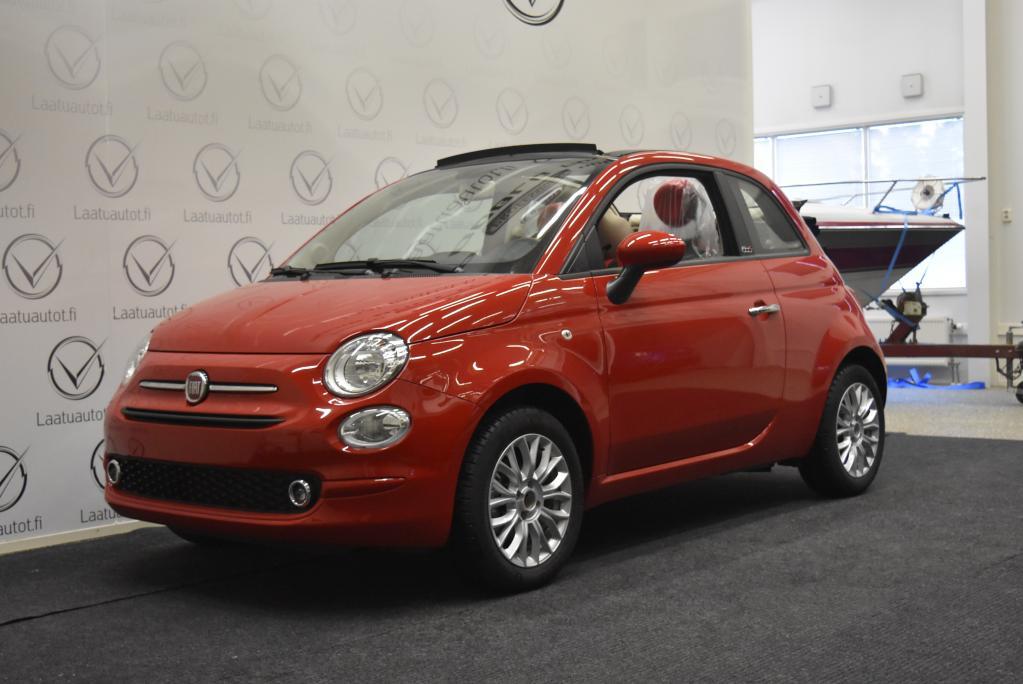 Fiat 500C 1, 2 69hv PopStar Start&Stop