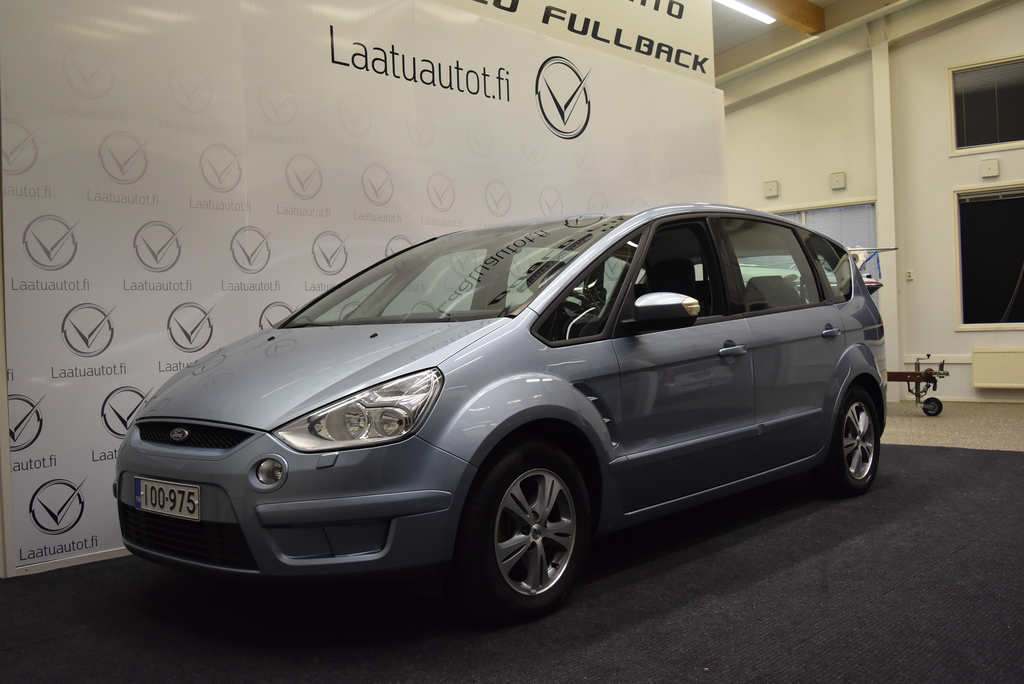 Ford S-Max 2, 0 145hv Trend M5 5D