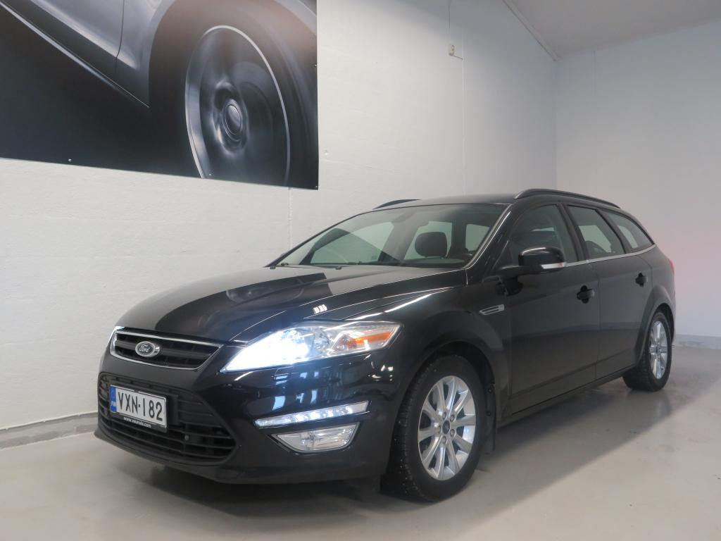 Ford Mondeo 1, 6 TDCi 115hv ECOnetic Start/Stop Edition M6 Wagon