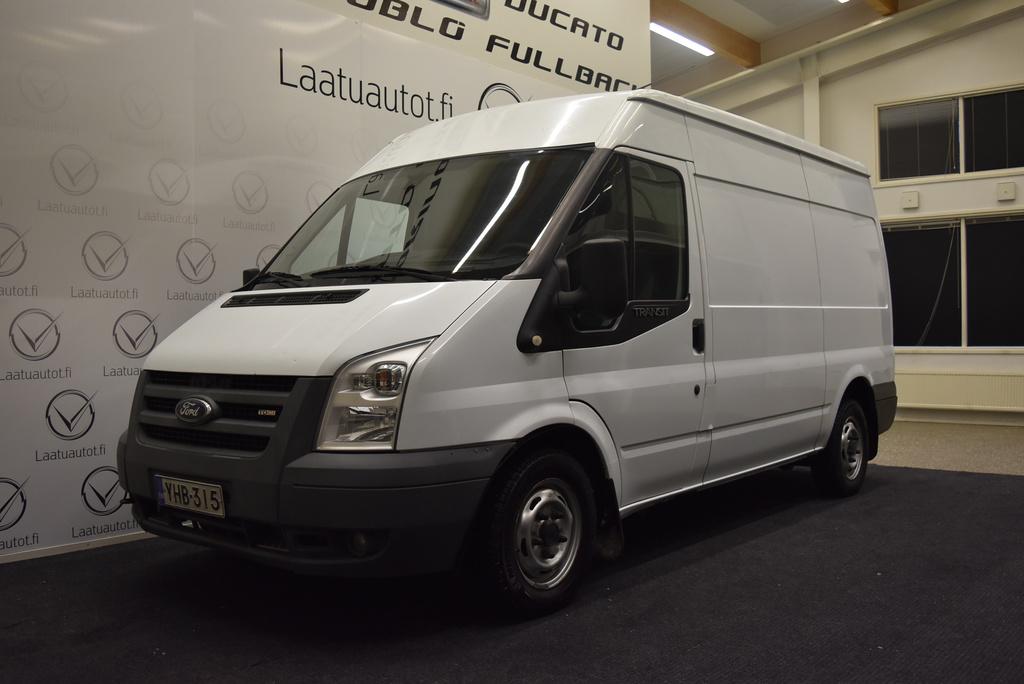 Ford Transit N1 Van 300M 2, 2TDCi 85 FWD