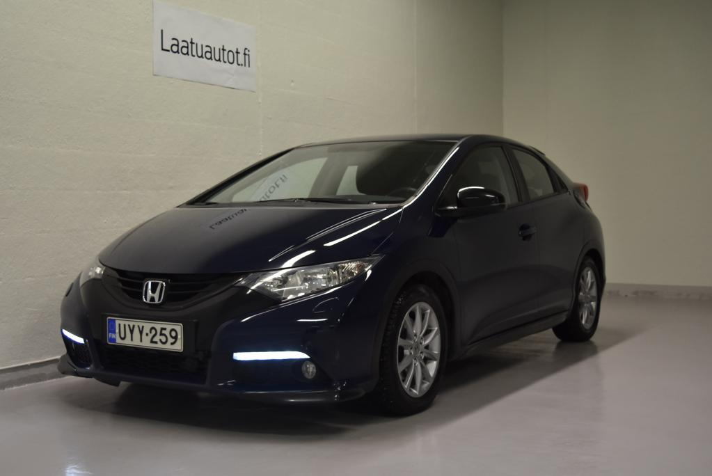 Honda Civic 5D 1, 8i Sport AT Black Edition